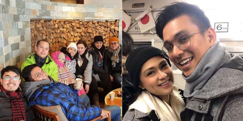 Tom Rodriguez Joins Carla Abellana And Family In Japan