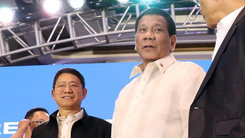 Duterte's wish to arm civilians meant to counter Reds, says Año - GMA News Online