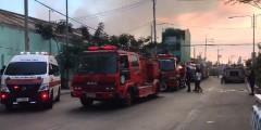 Nadurata fire Caloocan City