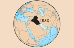 Iraq map for thumbnail or file pic 2