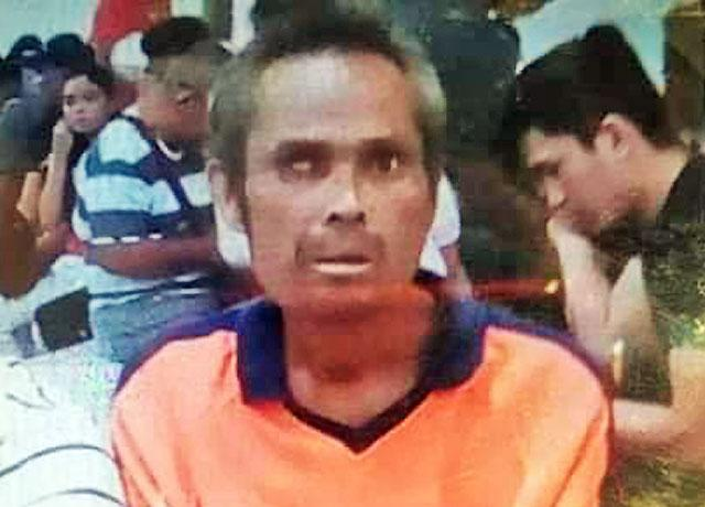 MISSING PERSON: Henry C. Laxamana