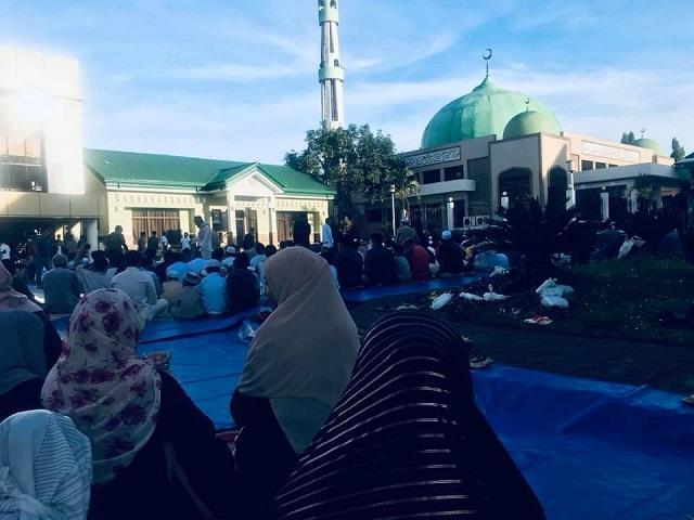 Muslims in Telugu states celebrate Ramadan in a grand style