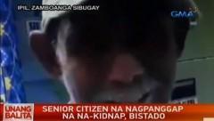 Fake kidnap in Ipil, Zamboanga Sibugay