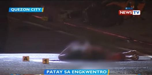 Hermosa robbery group suspects patay sa umano'y engkuwentro