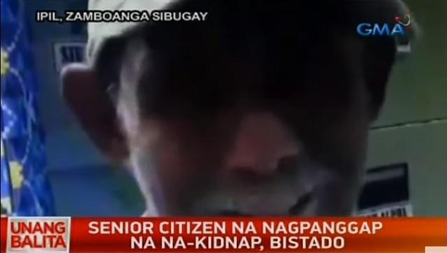 Fake kidnap in Ipil, Zamboanga Sibugay
