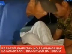 Childbirth inside car in Negros Oriental
