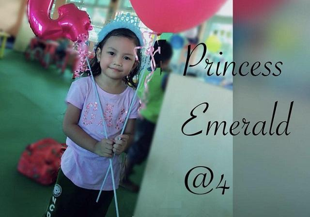 Princess Emerald Mendoza, 4, namatay dahil sa dengue sa Naga City