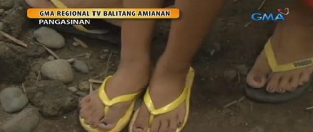 5-year-old rape victim in San Carlos City, Pangasinan
