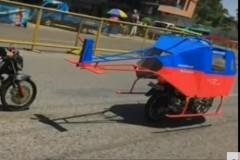 Helicycle Motorcopter