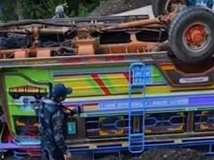 Jeepney accident