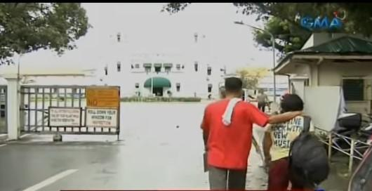 63-year-old returns to bilibid