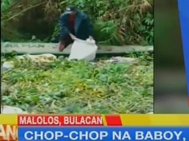 Chop-chop pig 2, Bulacan