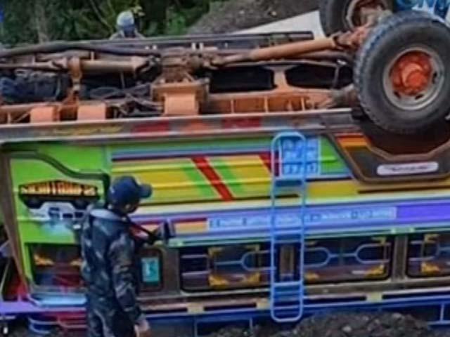 Jeepney accident