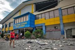 Magnitude 6.4 quake causes damage in several Mindanao towns