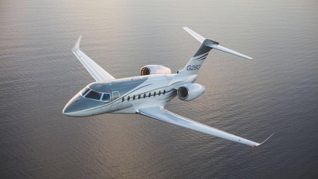 Photo: Gulfstream