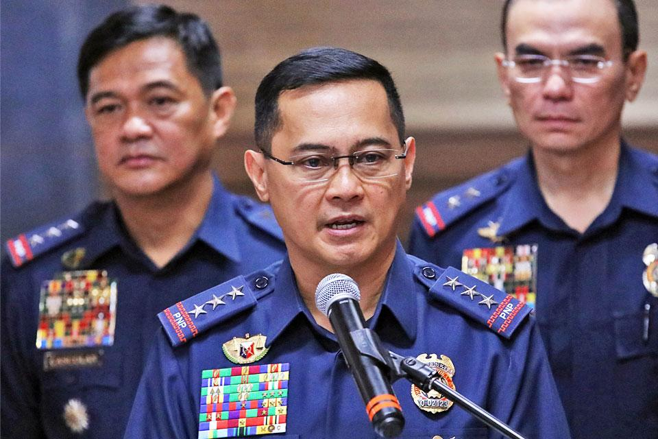 Gamboa orders dismissal of 3 cops in Antipolo drug op