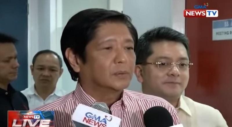 Bongbong Marcos arrived from Spain unwell, took COVID-19 test —Imee | News | GMA News Online