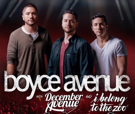 Boyce Avenue Set To Serenade Manila This Coming Valentine