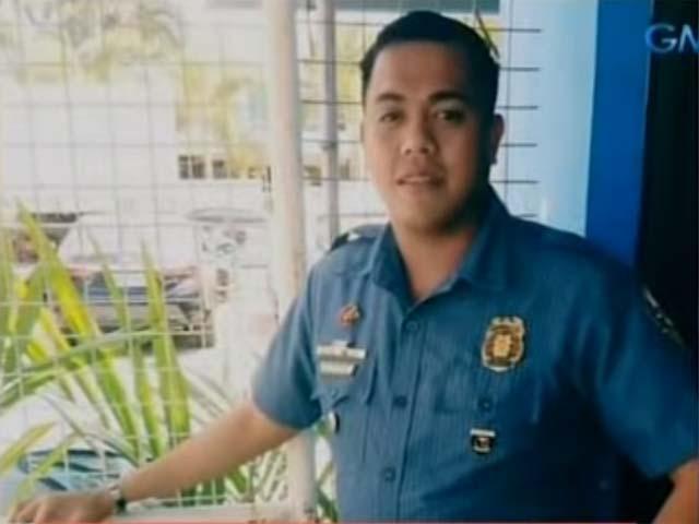 Slain cop