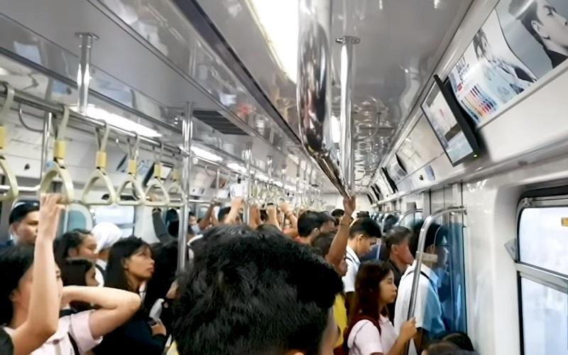 LRTA bares new sked of LRT2 free rides for students