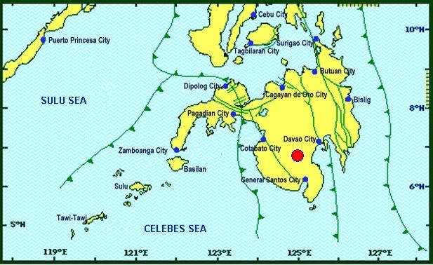 Magnitude 5 aftershock hits Cotabato - GMA News