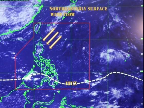ITCZ continues to affect Mindanao; to bring cloudy skies, rainshowers —PAGASA - GMA News