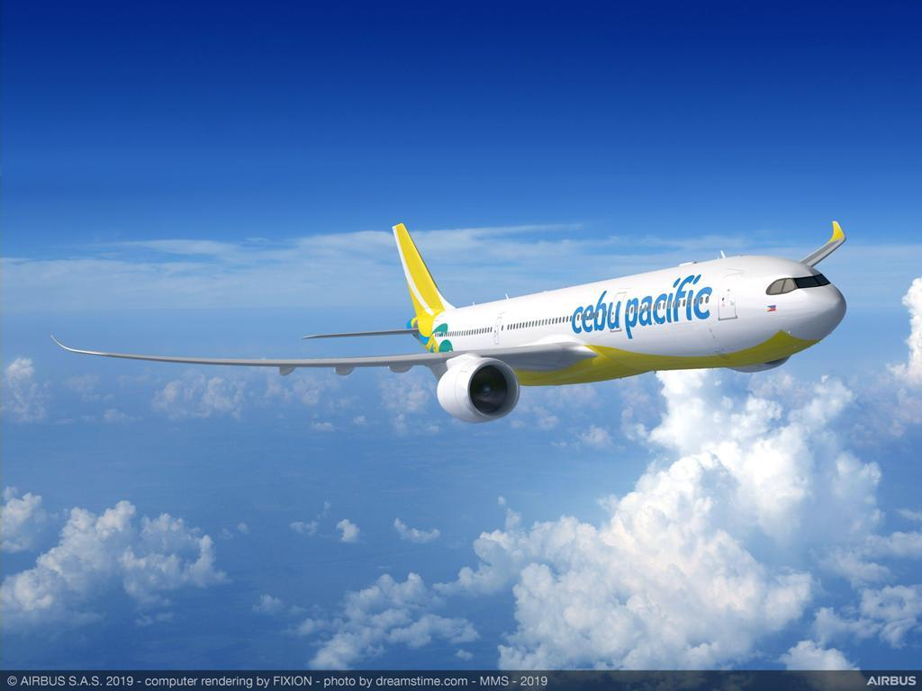 Cebu Pacific-Airbus