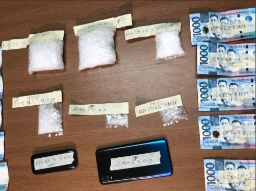 P1.7M shabu recovered in buy-bust op in Brgy. Sto. Cristo, QC