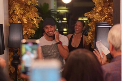 Andrea Torres throws a surprise birthday party for Derek, writes a sweet message on IG | Lifestyle | GMA News Online