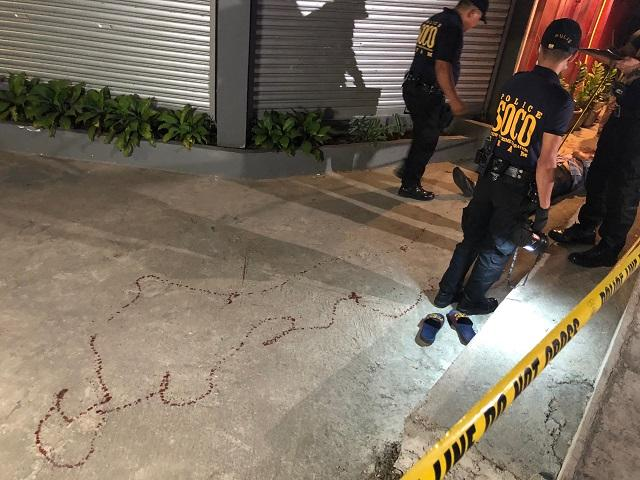 Holdup victim dead in QC