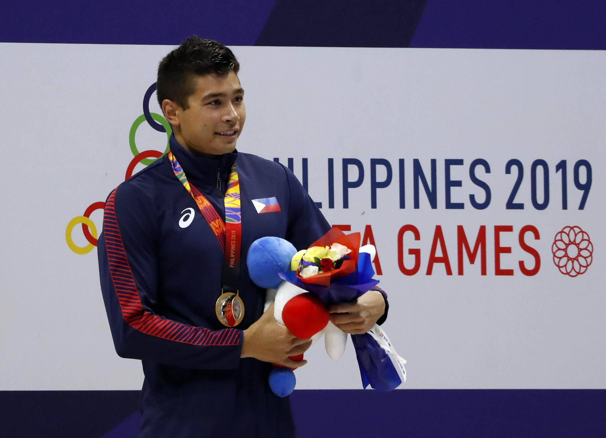 Drought ends as Philippine medal rush continues on Day 4 - GMA News