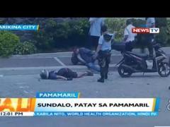 Marikina City shootout