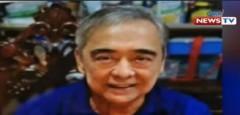 Former Batangas Rep. Edgar Mendoza