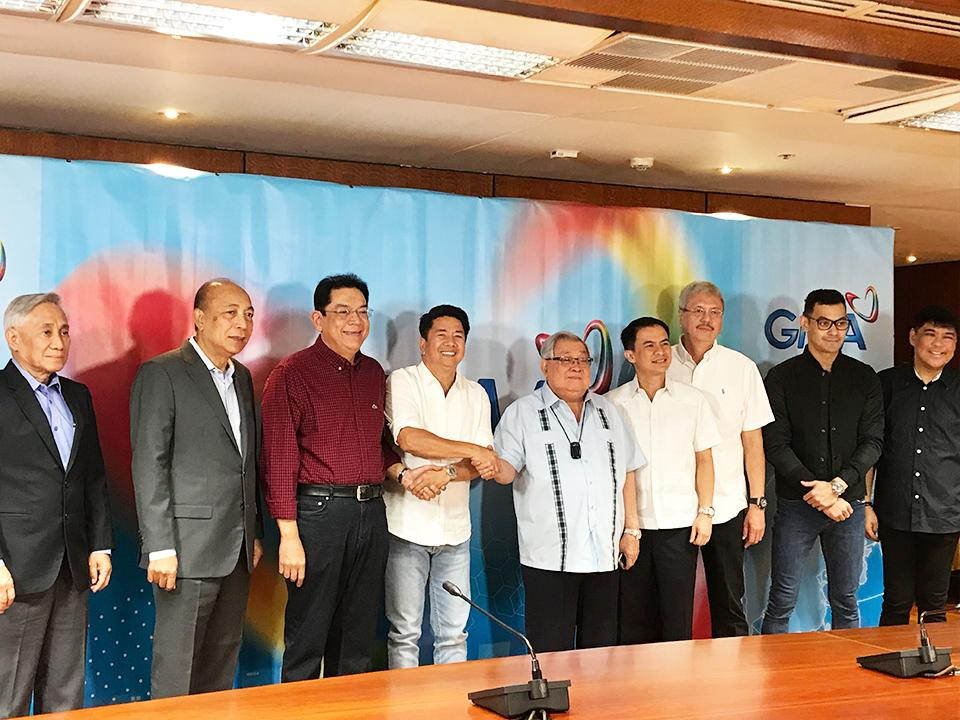 Willie Revillame contract signing