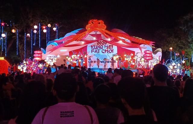 Pinoys greet Chinese New Year 2020