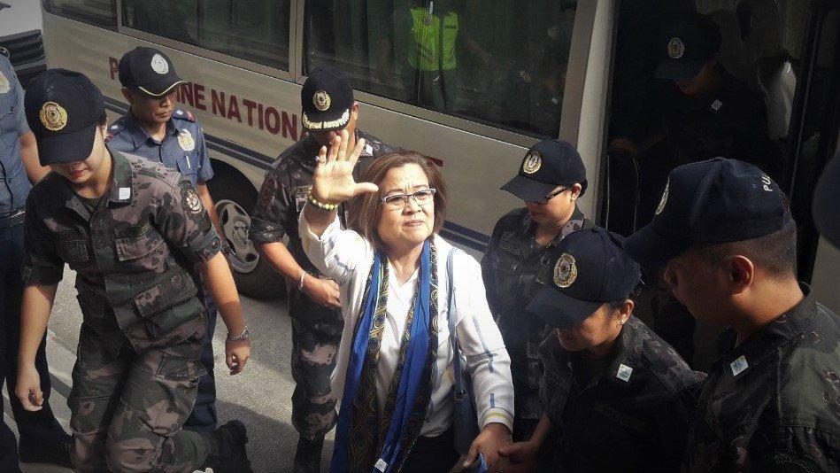 De Lima asks CA to reverse Ombudsman ruling on admin case vs. Guevarra