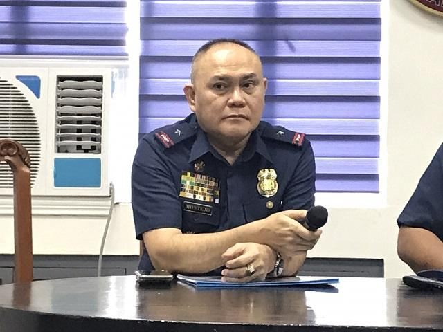 QCPD to file raps vs. protesters for allegedly mugging, mauling cop - GMA News