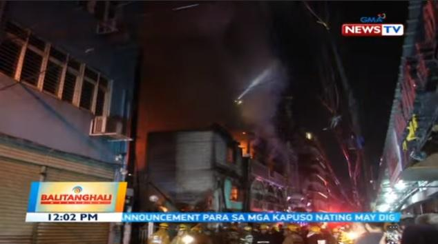 Pasay fire, Jan. 25, 2020