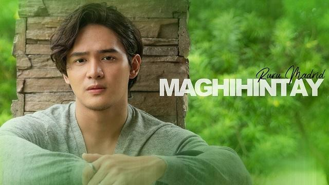 "Ruru Madrid new single ""Maghihintay"""
