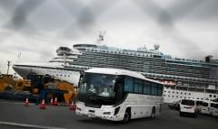 Diamond Princess passengers, crew remain on quarantine on Valentine's