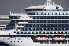 39 more aboard Diamond Princess tested positive for COVID-19