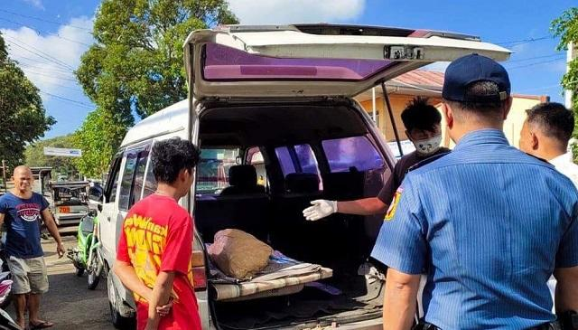 Dead body found burned in Camarines Norte, Feb. 22, 2020