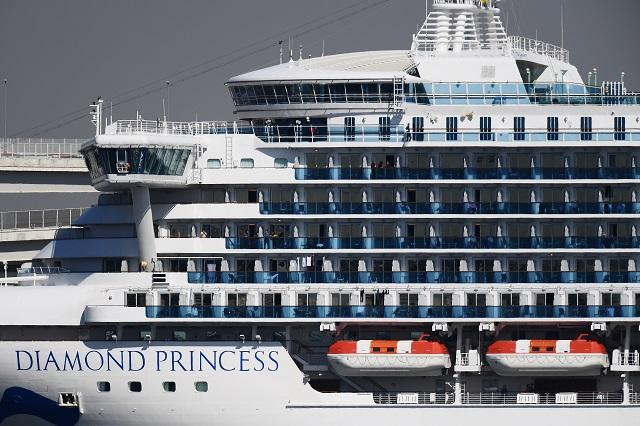 39 more aboard Diamond Princess tested positive for COVID-19