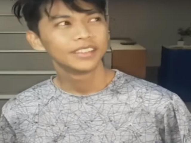 Sextortion suspect