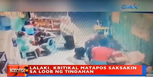 stabbing - Kidapawan City