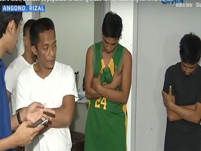 3 drug suspects