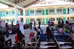 120 individuals evacuated in Lucena City, Quezon due to COVID-19 case
