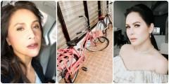 Jinkee Pacquiao her luxury bikes and Agot Isidro