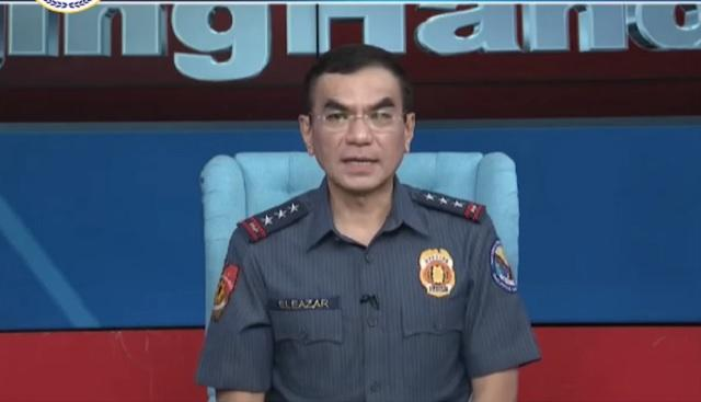 Calbayog City police intel chief asked court for lawyers info on his own —Eleazar