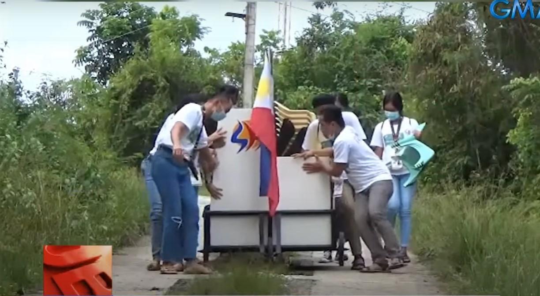 Kariton learning sa Bohol